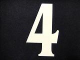 番号昇華(1色) ジャージオーダーオプション