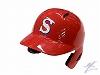 ヘルメット オーダー 野球 ソフトボール カラー塗装 ヘルメットシール