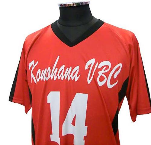 バレーボールユニフォーム セミオーダーB