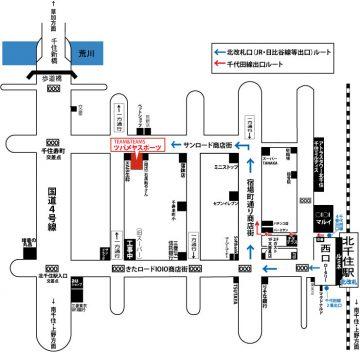 TEAMS地図
