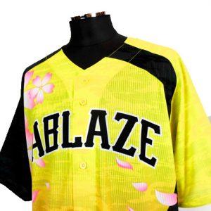 ablaze 様 (東京都) 【野球/ユニフォーム】