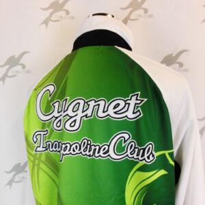 Cygnet Trampoline Club 様 (東京都) 【トランポリン/ジャージ】